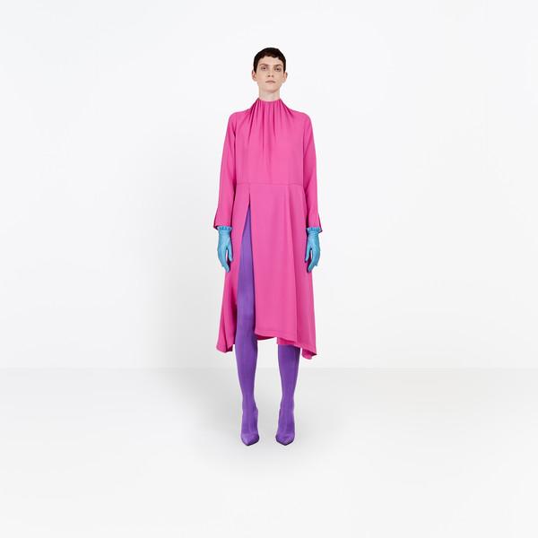 BALENCIAGA Dress D Strangled Dress g