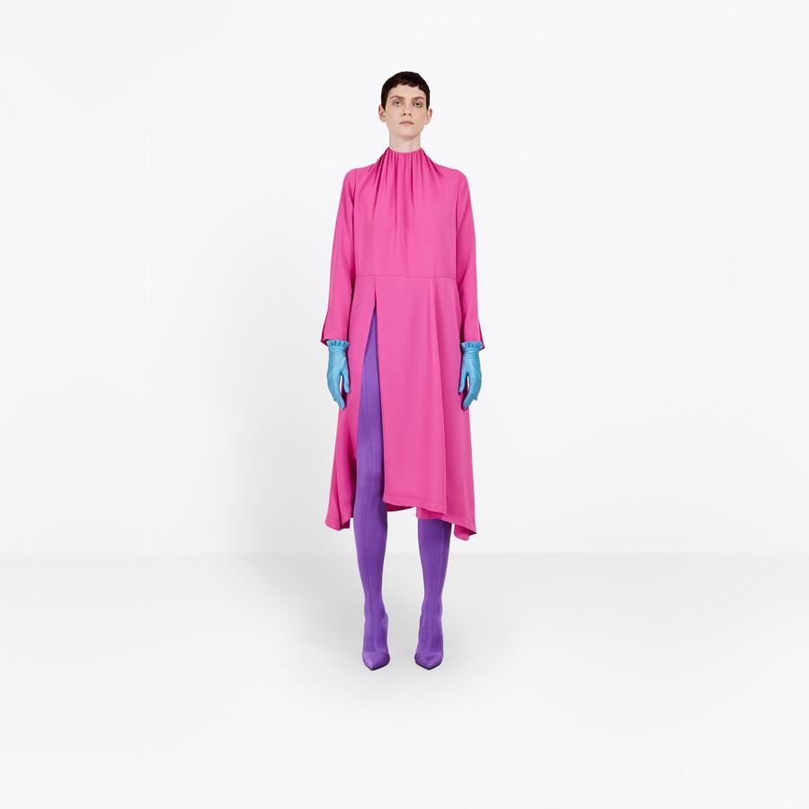 BALENCIAGA Strangled Dress Dress D f