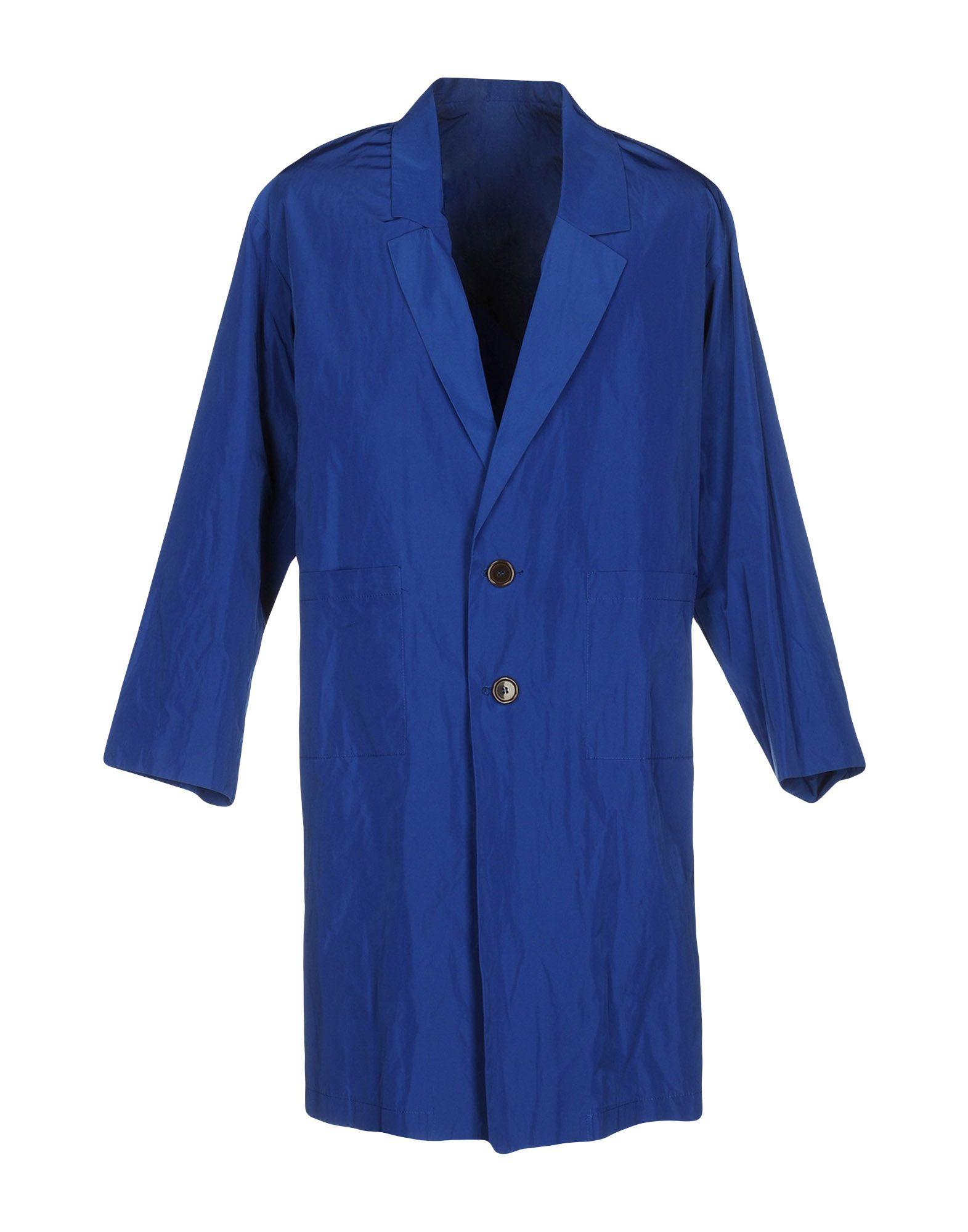 SKILL OFFICINE | SKILL OFFICINE Overcoats | Goxip