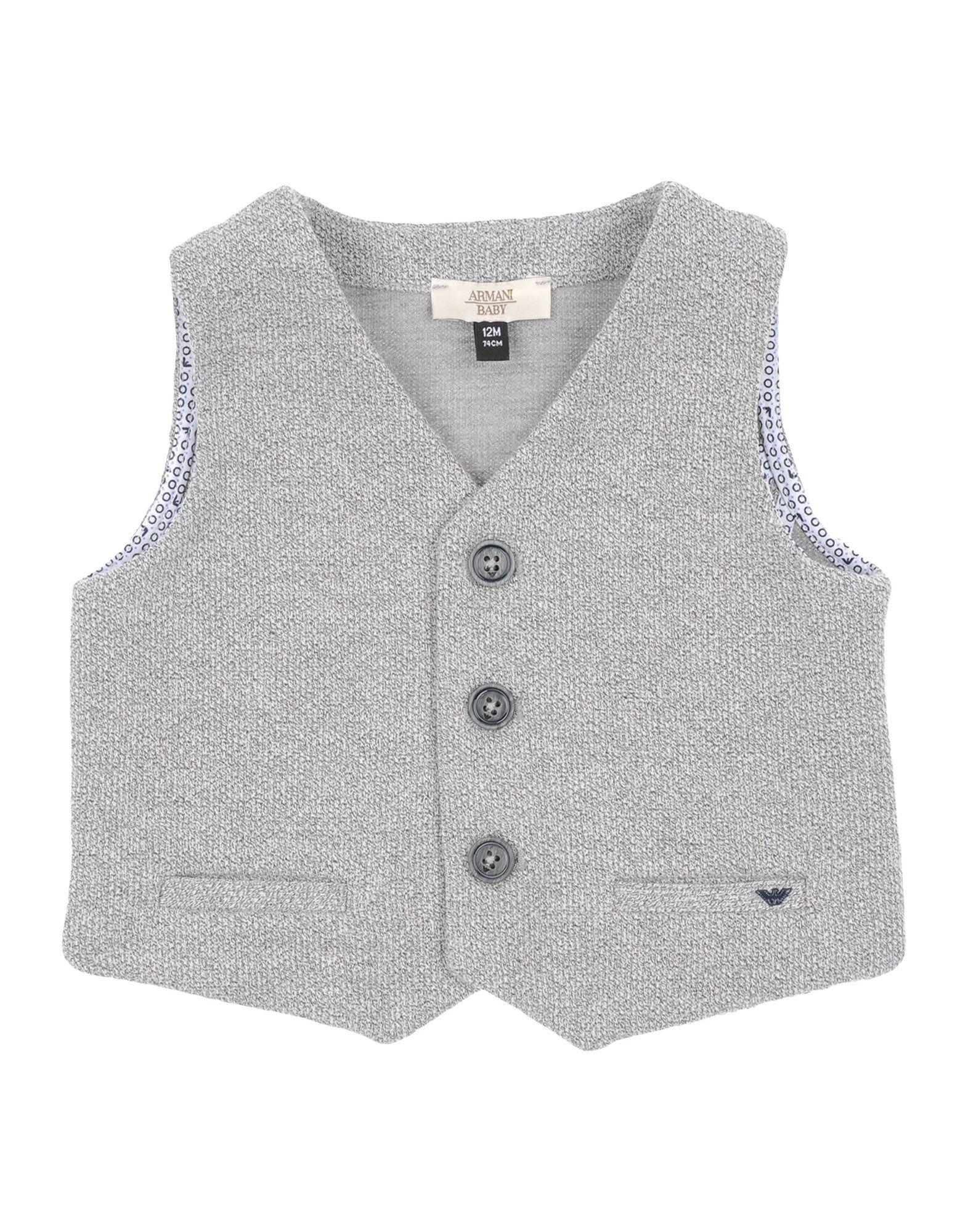 ARMANI JUNIOR Жилет футболка мужская oodji lab цвет белый 5l611351m 39485n 1079p размер xs 44
