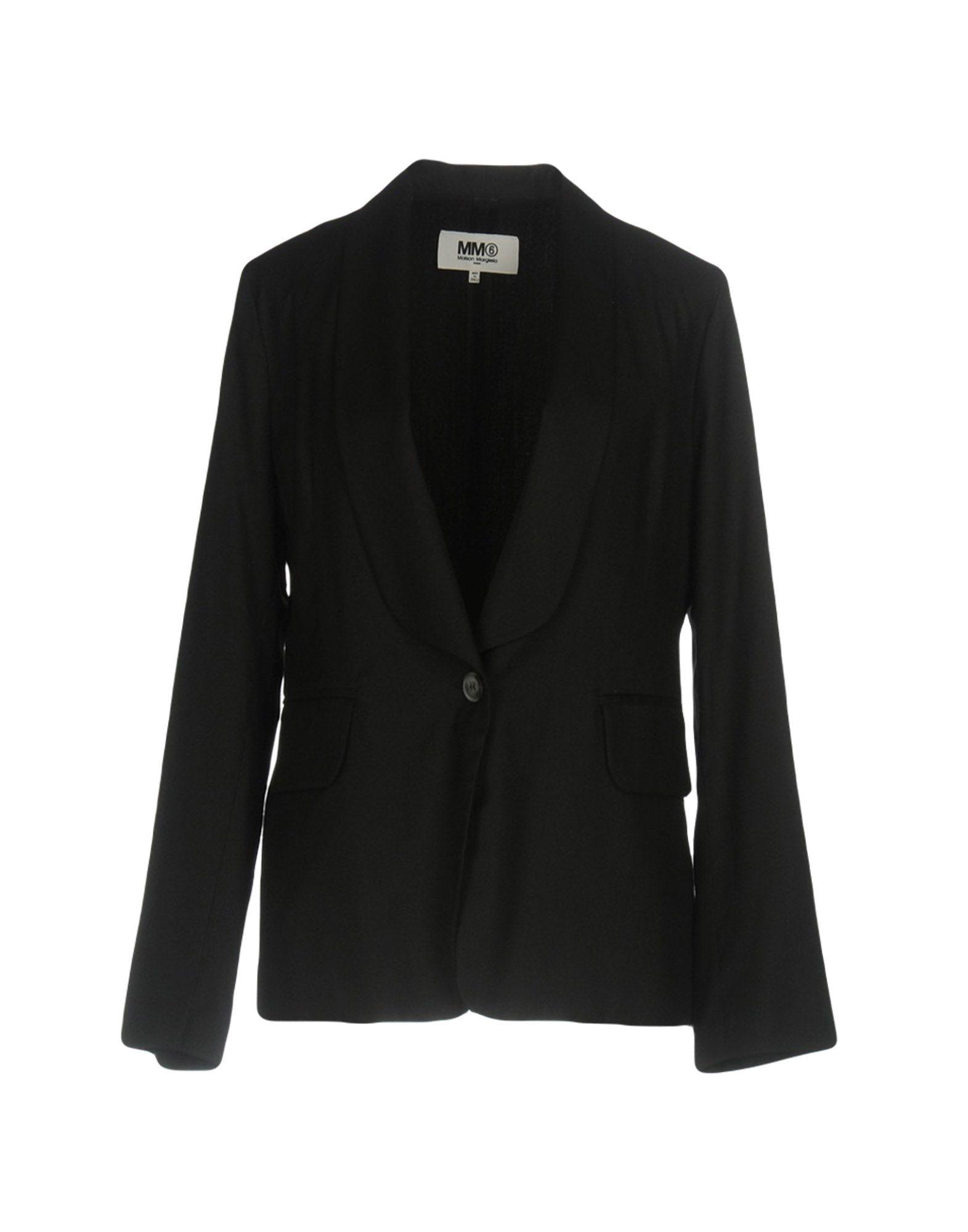 цена MM6 MAISON MARGIELA Пиджак онлайн в 2017 году