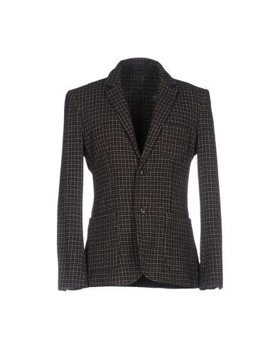 Купить Мужской пиджак INDIVIDUAL темно-синего цвета