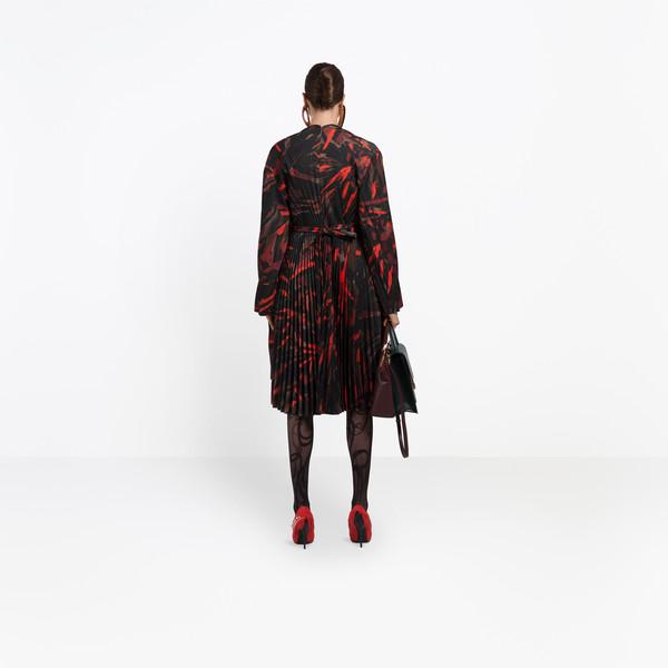 BALENCIAGA ドレス D Semi Fitted Dress h