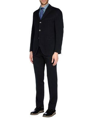 BOGLIOLI Herren Anzug Farbe Dunkelblau Größe 2