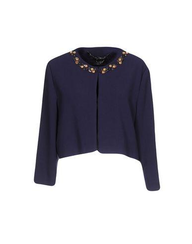 Фото - Женский пиджак  темно-фиолетового цвета