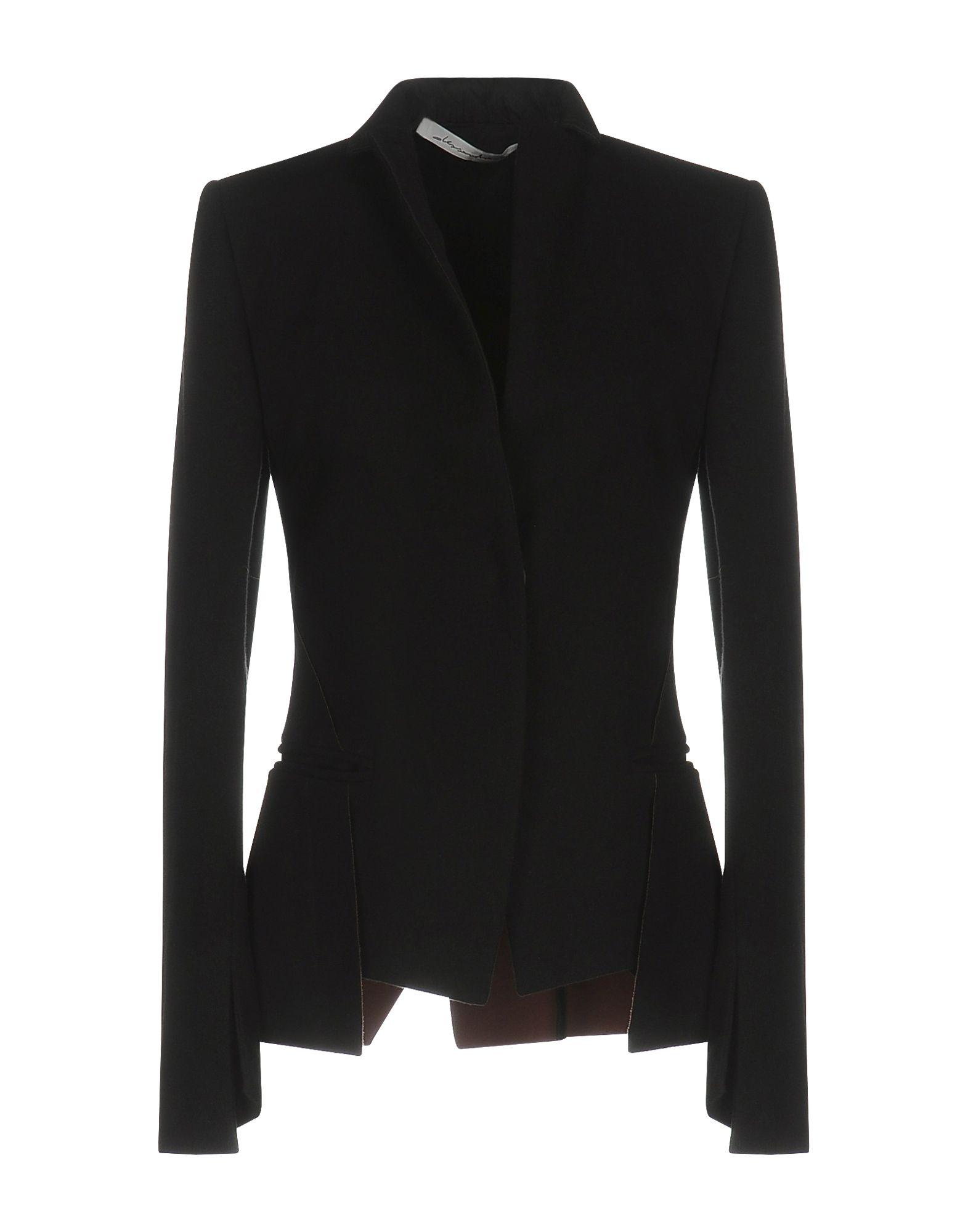 ALESSANDRA MARCHI Blazer in Black