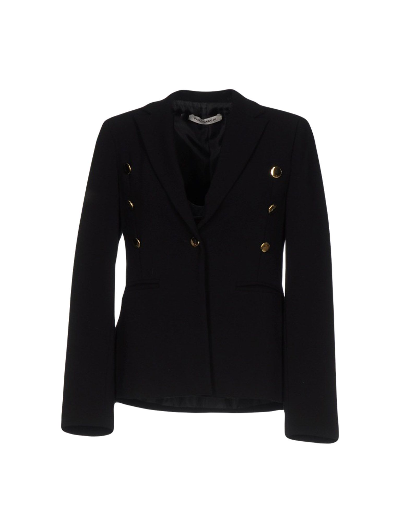 PAOLO CASALINI Пиджак брюки paolo casalini цвет чёрный