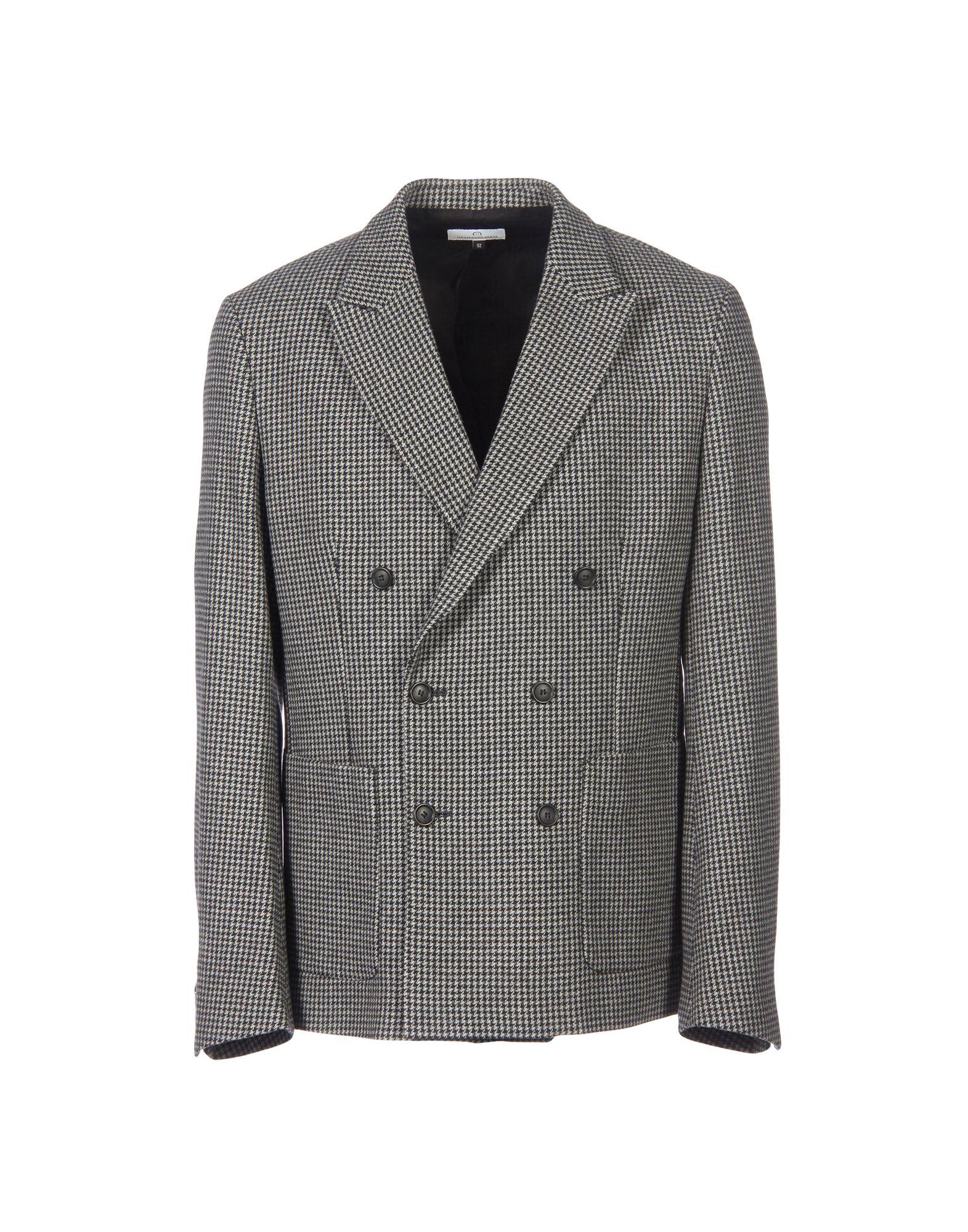 HENTSCH MAN Blazers in Grey
