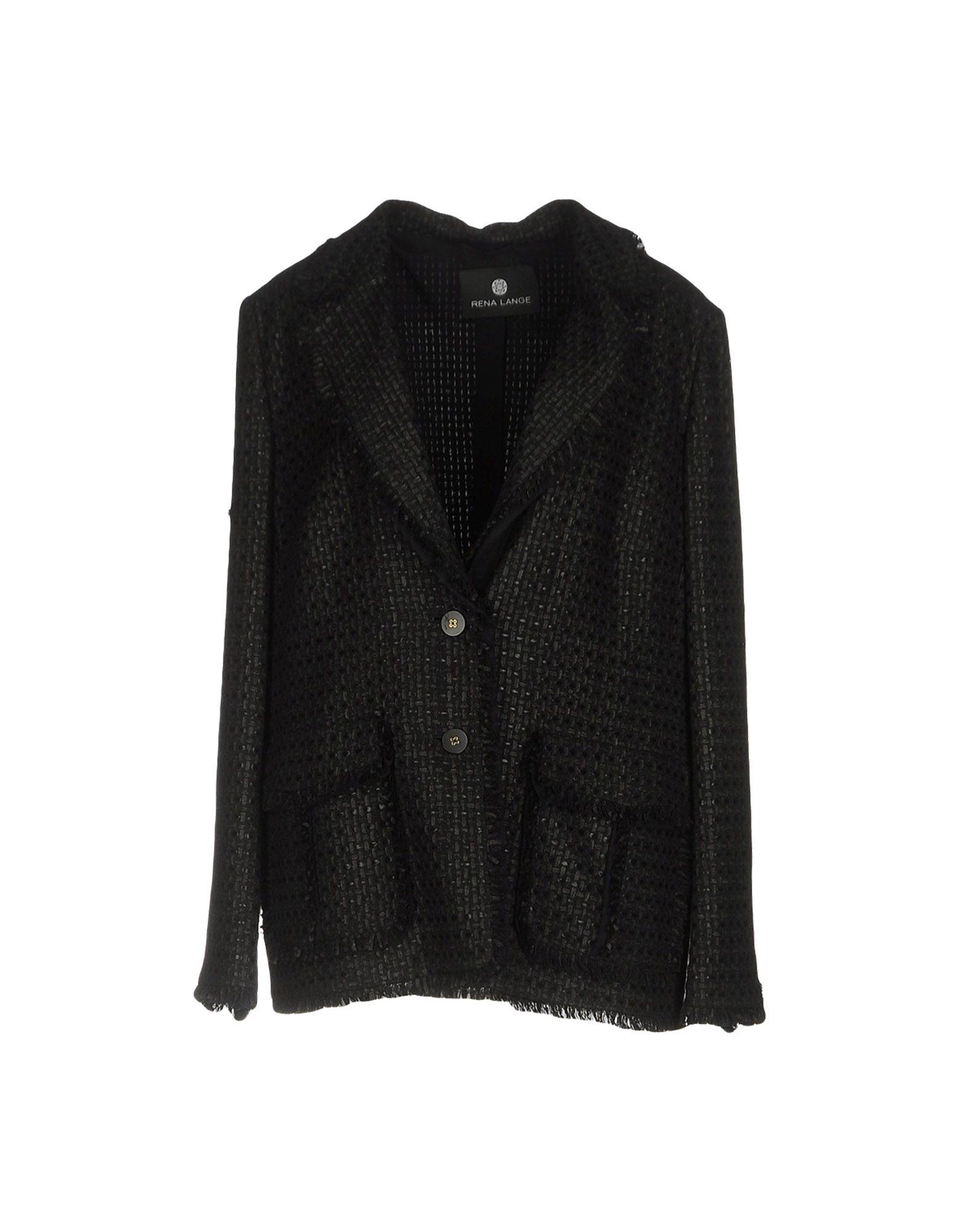 RENA LANGE Пиджак rena lange футболка с короткими рукавами