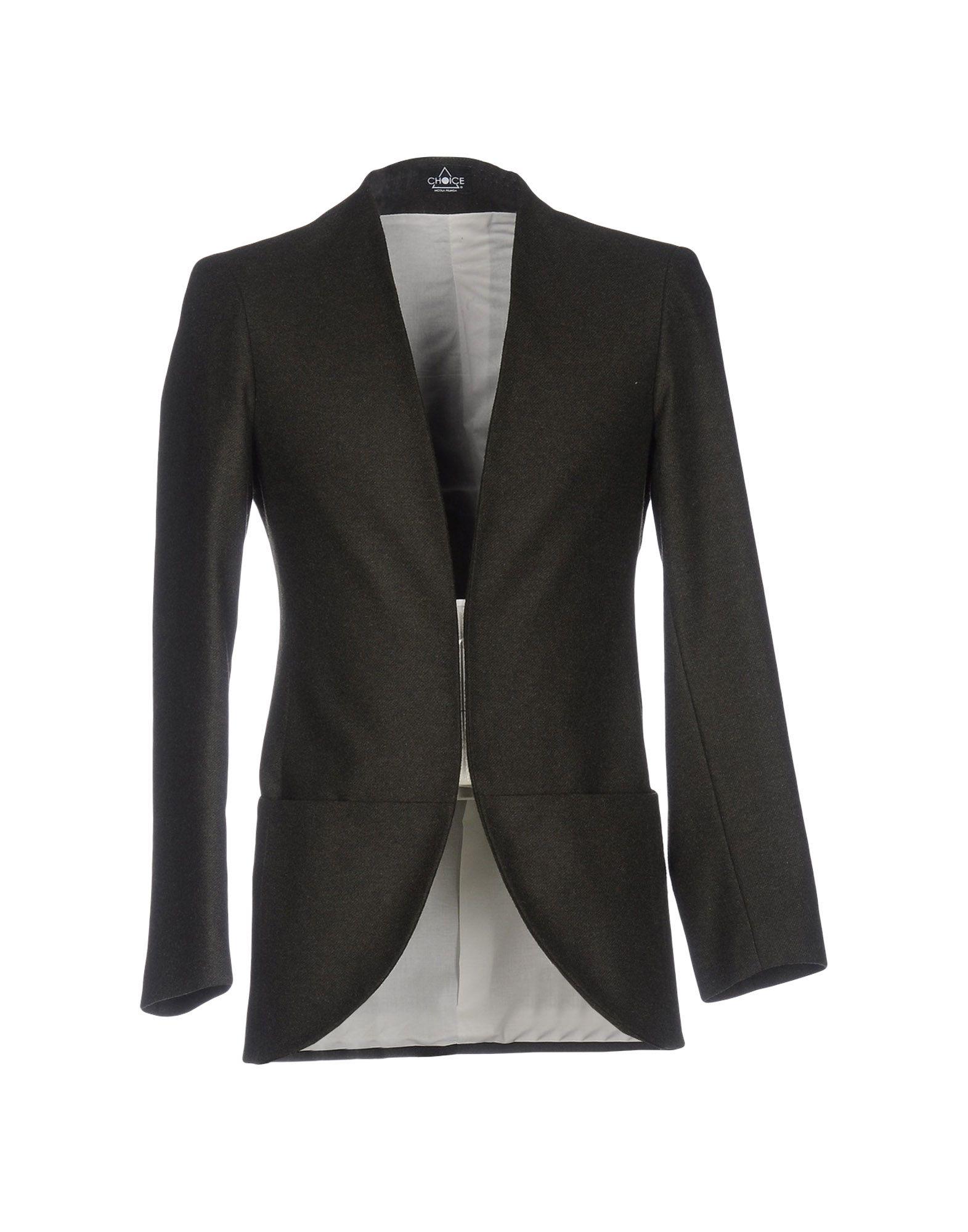 CHOICE NICOLA PELINGA Пиджак цены онлайн