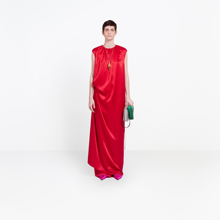 BALENCIAGA Slide Gown  Dress D g