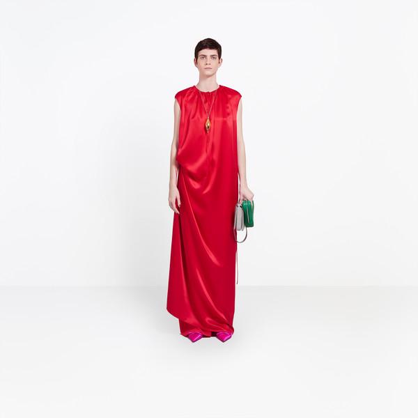 BALENCIAGA Dress D Slide Gown  g