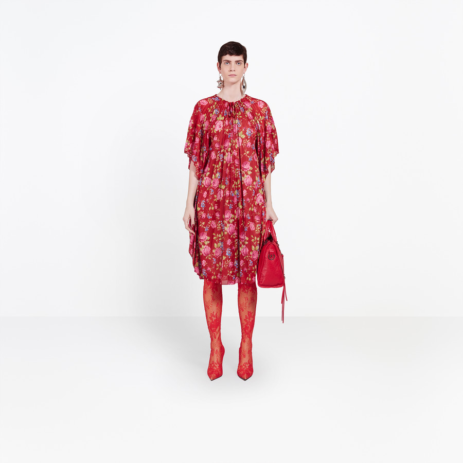 BALENCIAGA Short Gospel Dress Dress D f