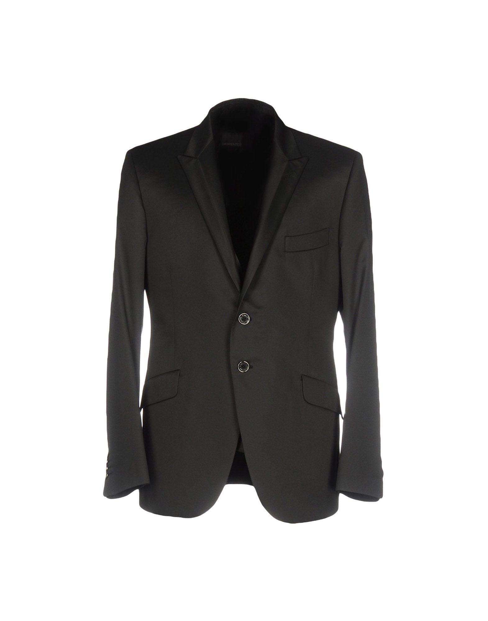 CARLO PIGNATELLI Blazer in Black