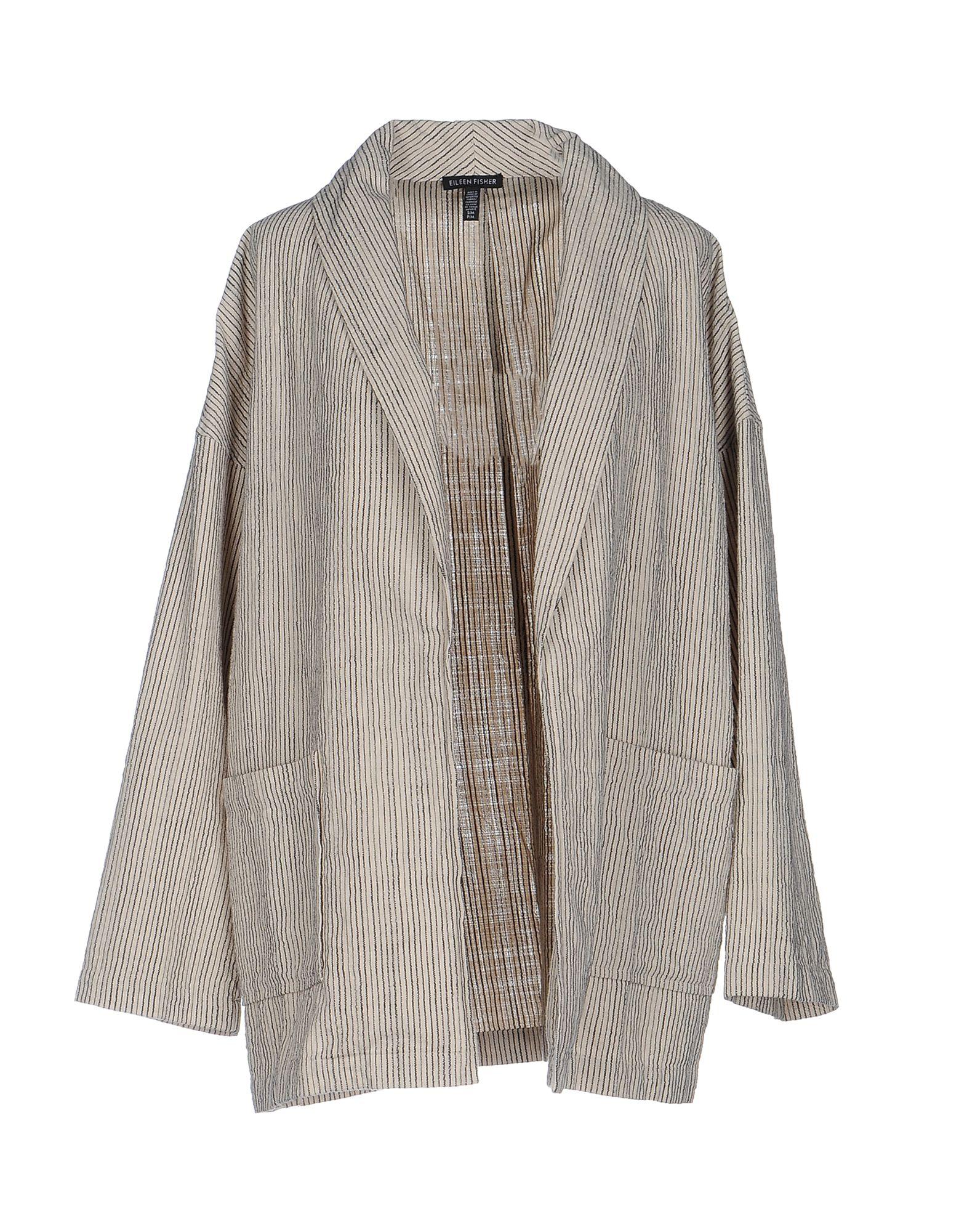 EILEEN FISHER Пиджак eileen fisher new black long sleeve drape top msrp $278 00
