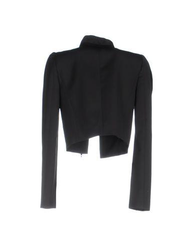 Фото 2 - Женский пиджак ELISABETTA FRANCHI 24 ORE черного цвета