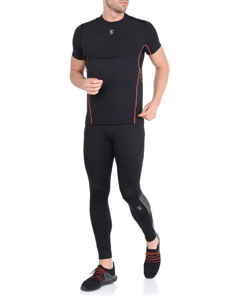 Scuderia Ferrari Online Store - Pantalon de course homme - Collants et leggings
