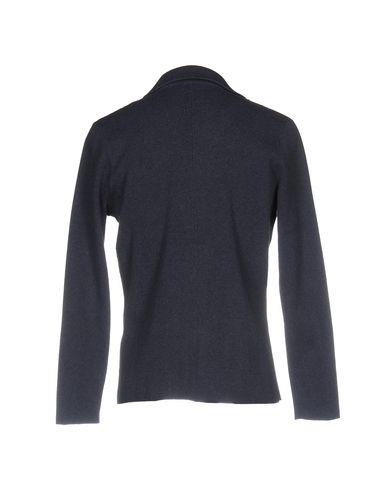 Фото 2 - Мужской пиджак  грифельно-синего цвета
