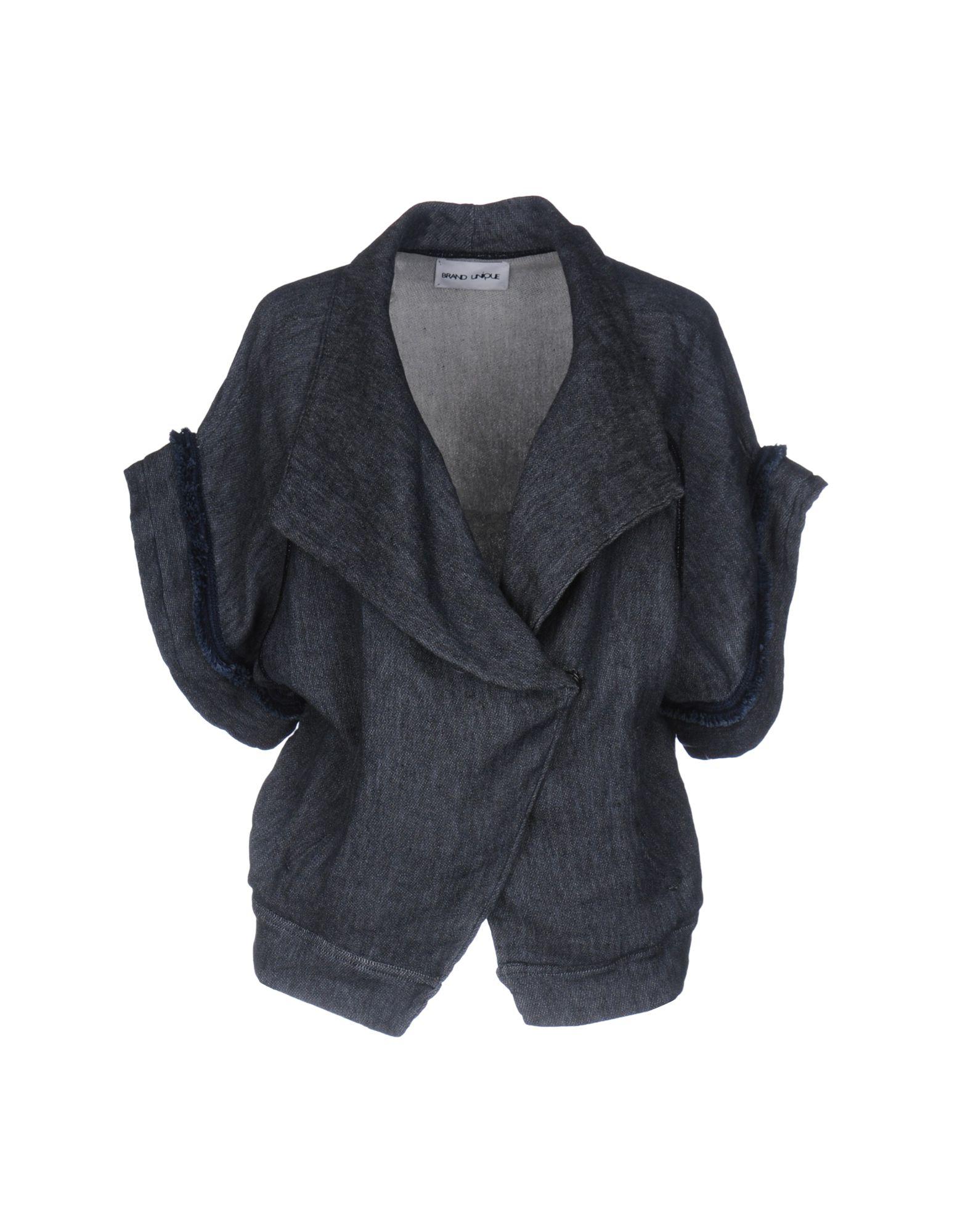 BRAND UNIQUE Blazer in Slate Blue