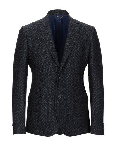 Фото - Мужской пиджак BRIAN DALES черного цвета