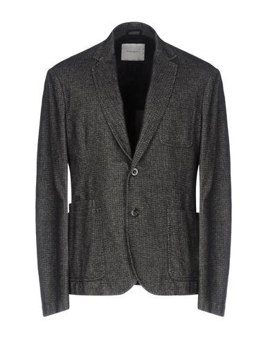 Купить Мужской пиджак PAOLO PECORA свинцово-серого цвета
