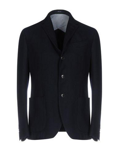 Купить Мужской пиджак DRUMOHR темно-синего цвета