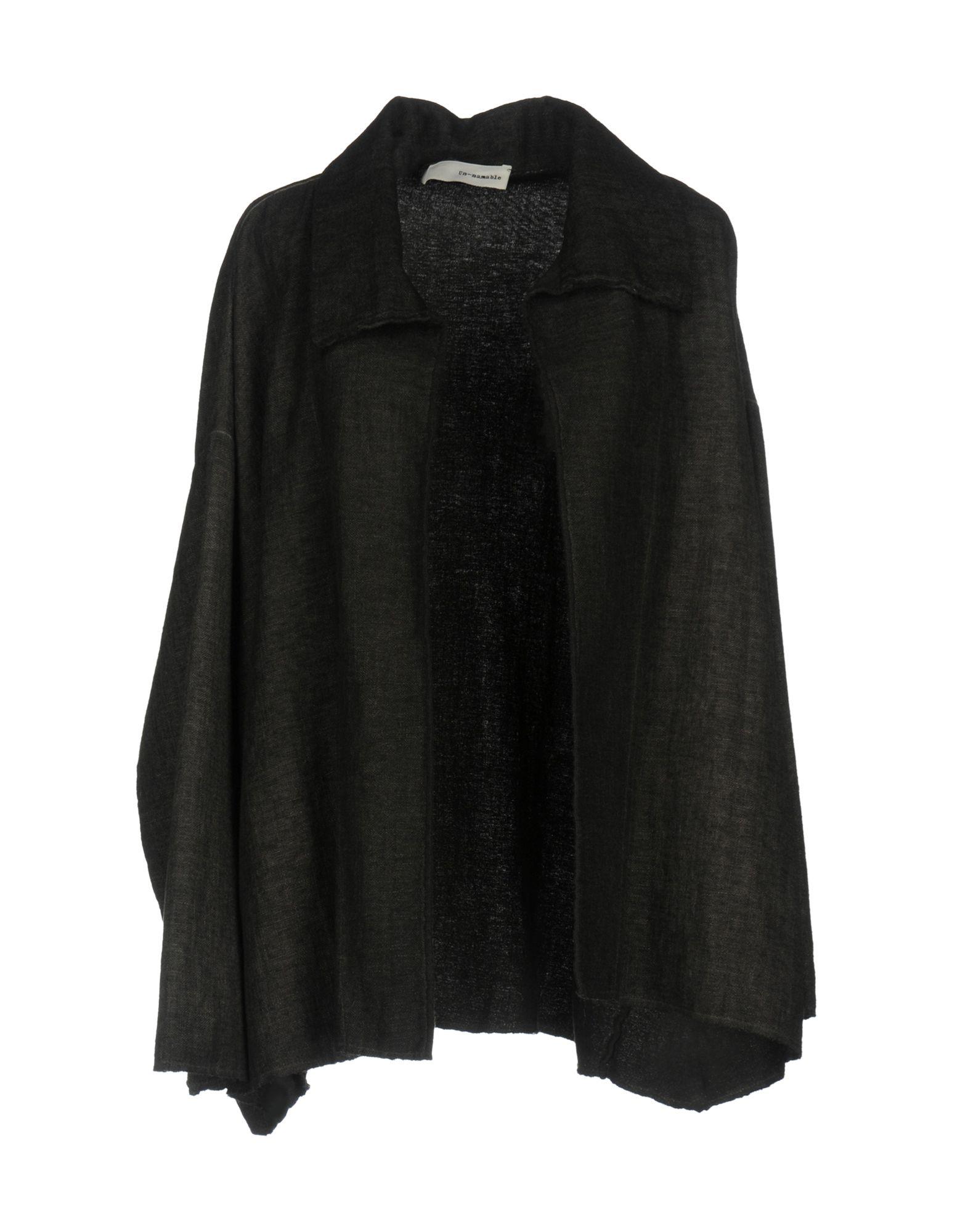 UN-NAMABLE Пиджак 11 un dici пиджак