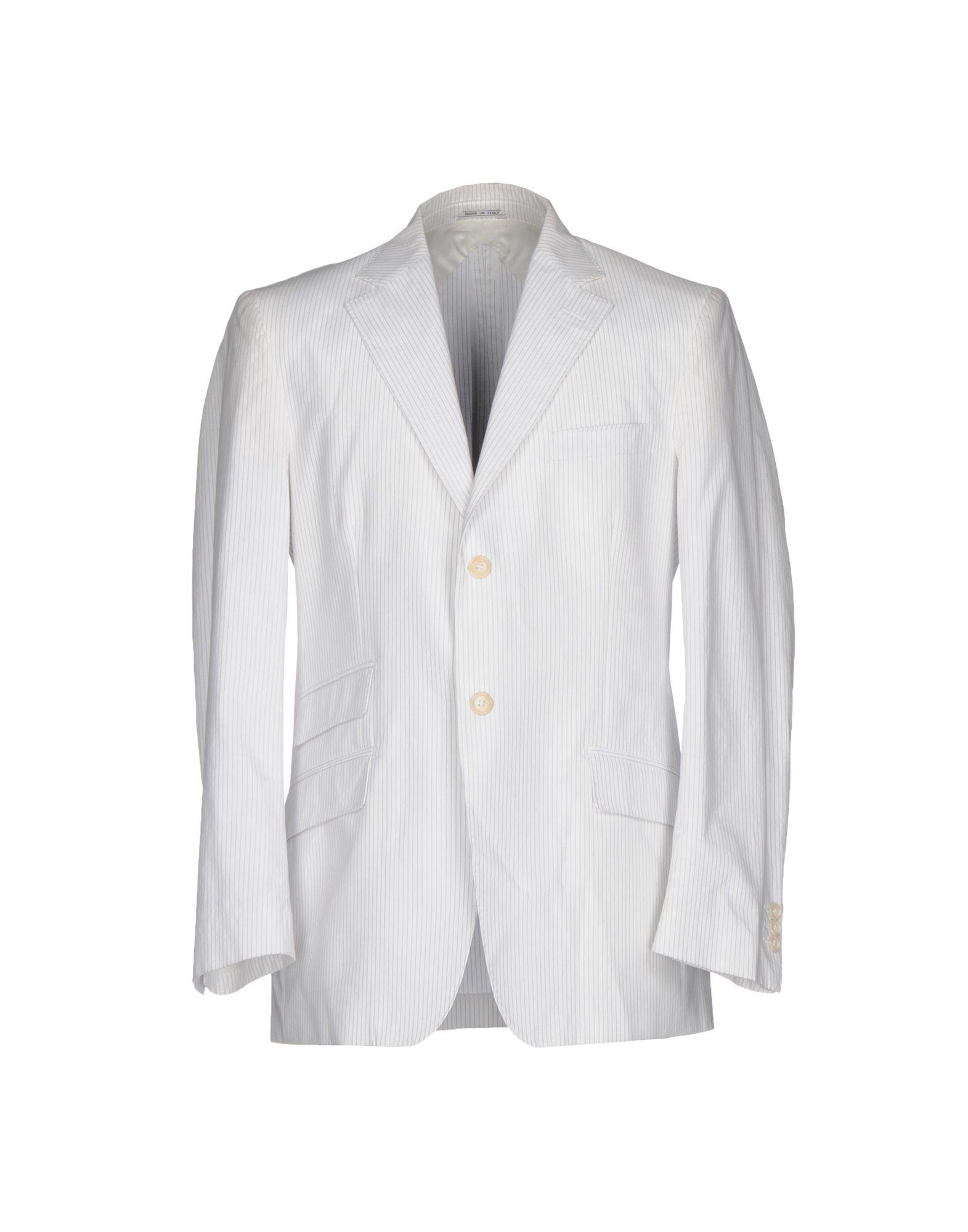 MONTEZEMOLO Blazer in White