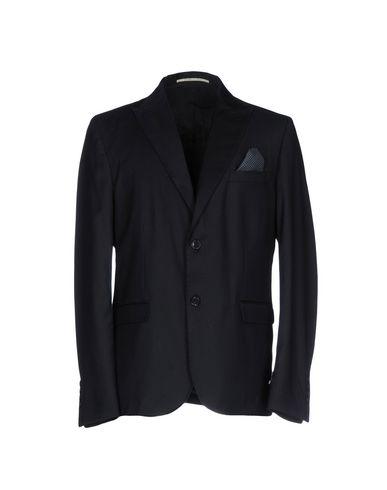 Пиджак EXIBIT. Цвет: темно-синий