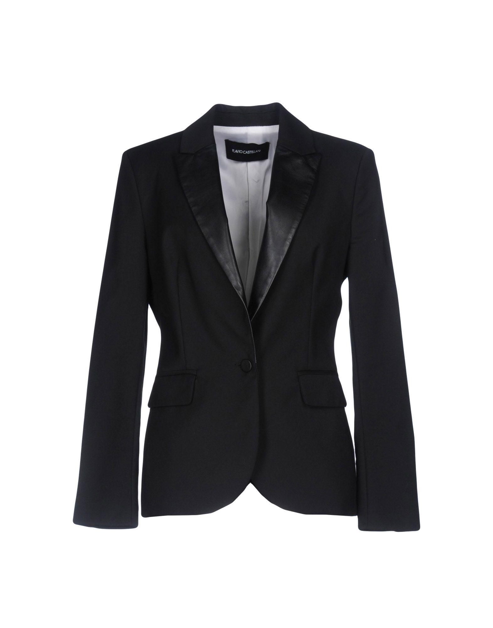 цена FLAVIO CASTELLANI Пиджак онлайн в 2017 году