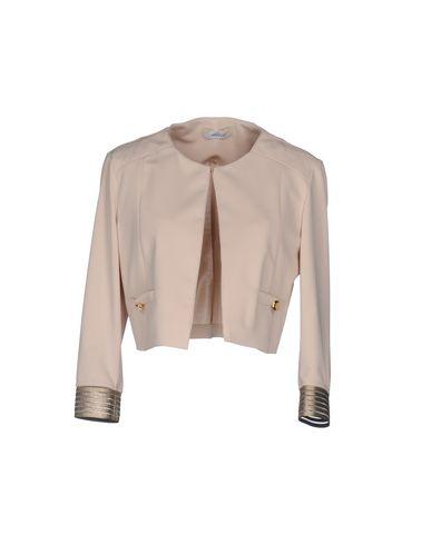 Фото - Женский пиджак MIVITE бежевого цвета