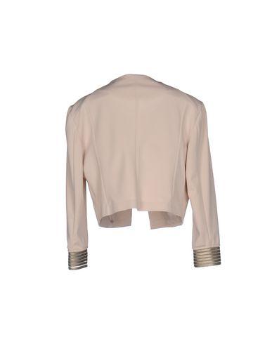 Фото 2 - Женский пиджак MIVITE бежевого цвета