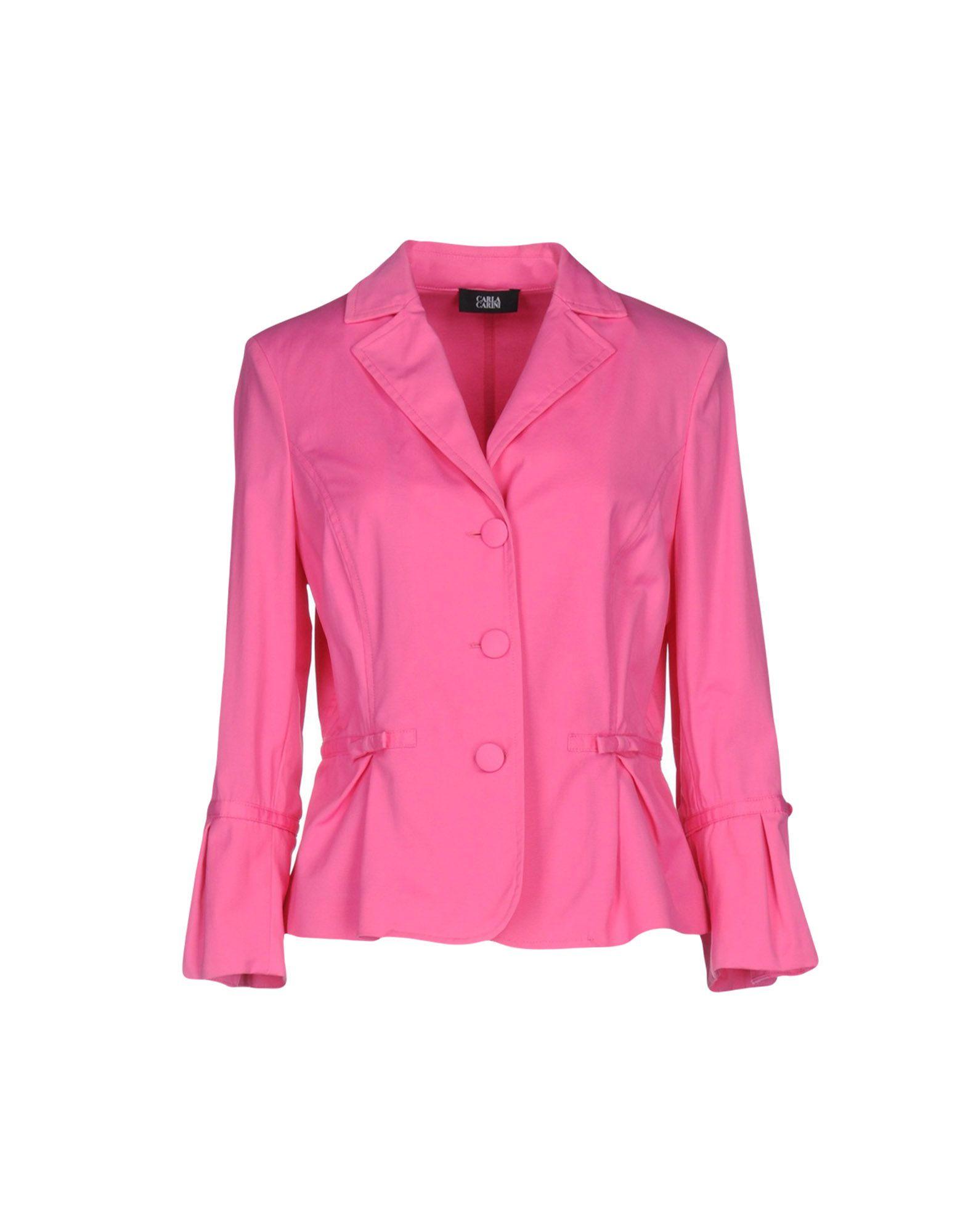 CARLA CARINI Пиджак цены онлайн