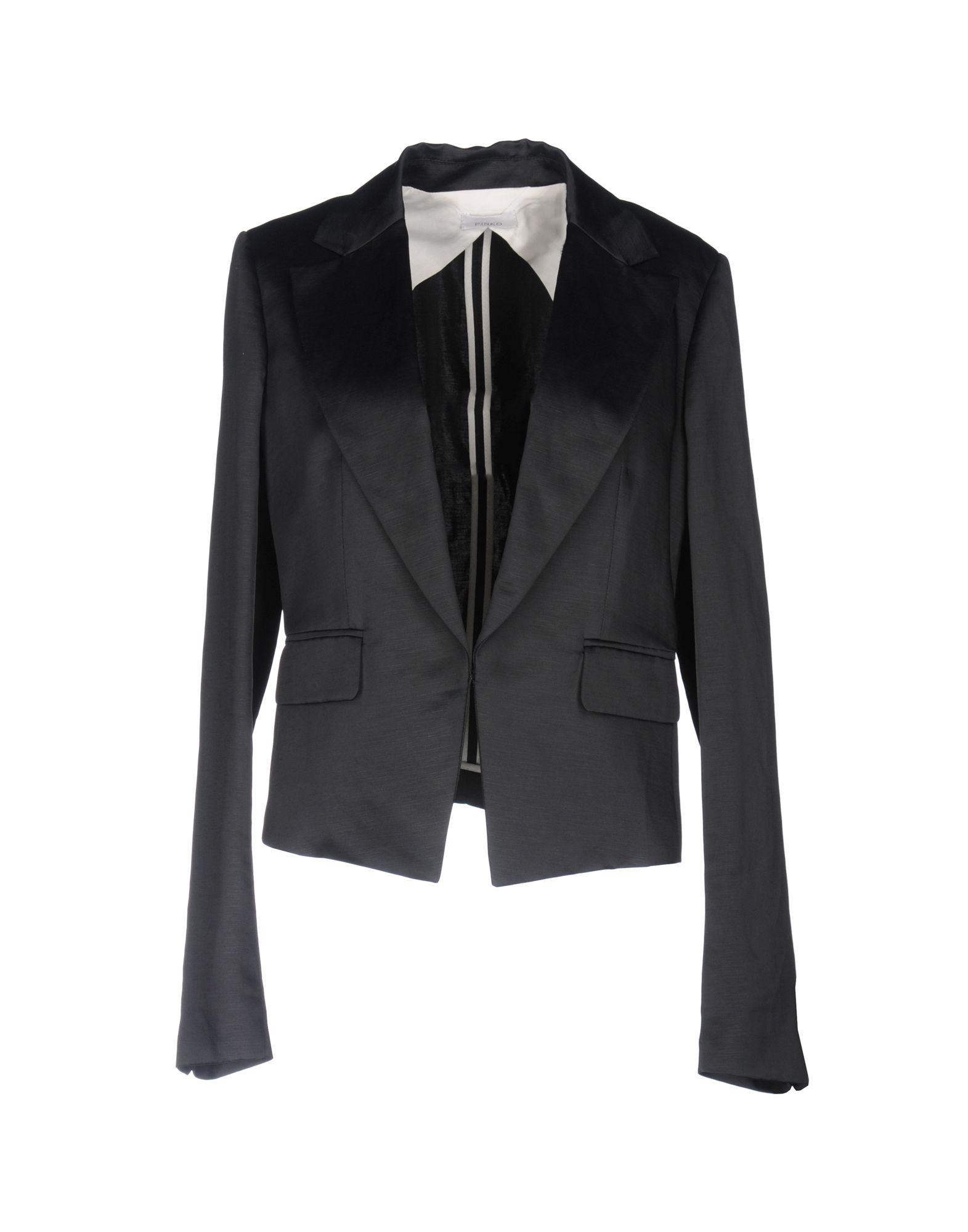 PINKO Damen Jackett Farbe Schwarz Größe 6 jetztbilligerkaufen