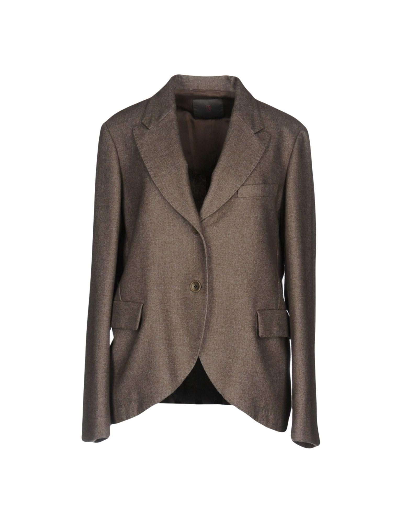 19.70 NINETEEN SEVENTY Damen Jackett Farbe Khaki Größe 7 jetztbilligerkaufen