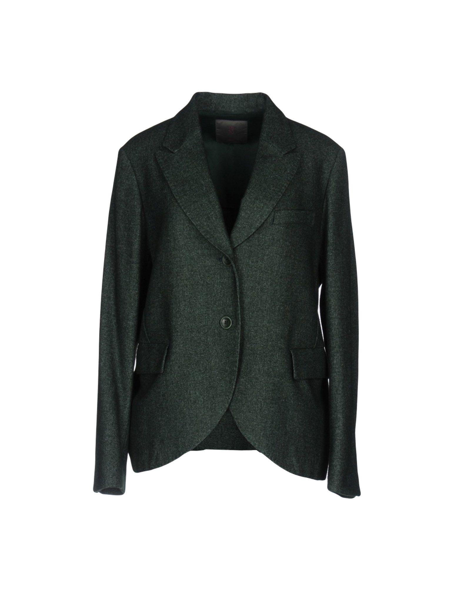 19.70 NINETEEN SEVENTY Damen Jackett Farbe Dunkelgrün Größe 6 jetztbilligerkaufen
