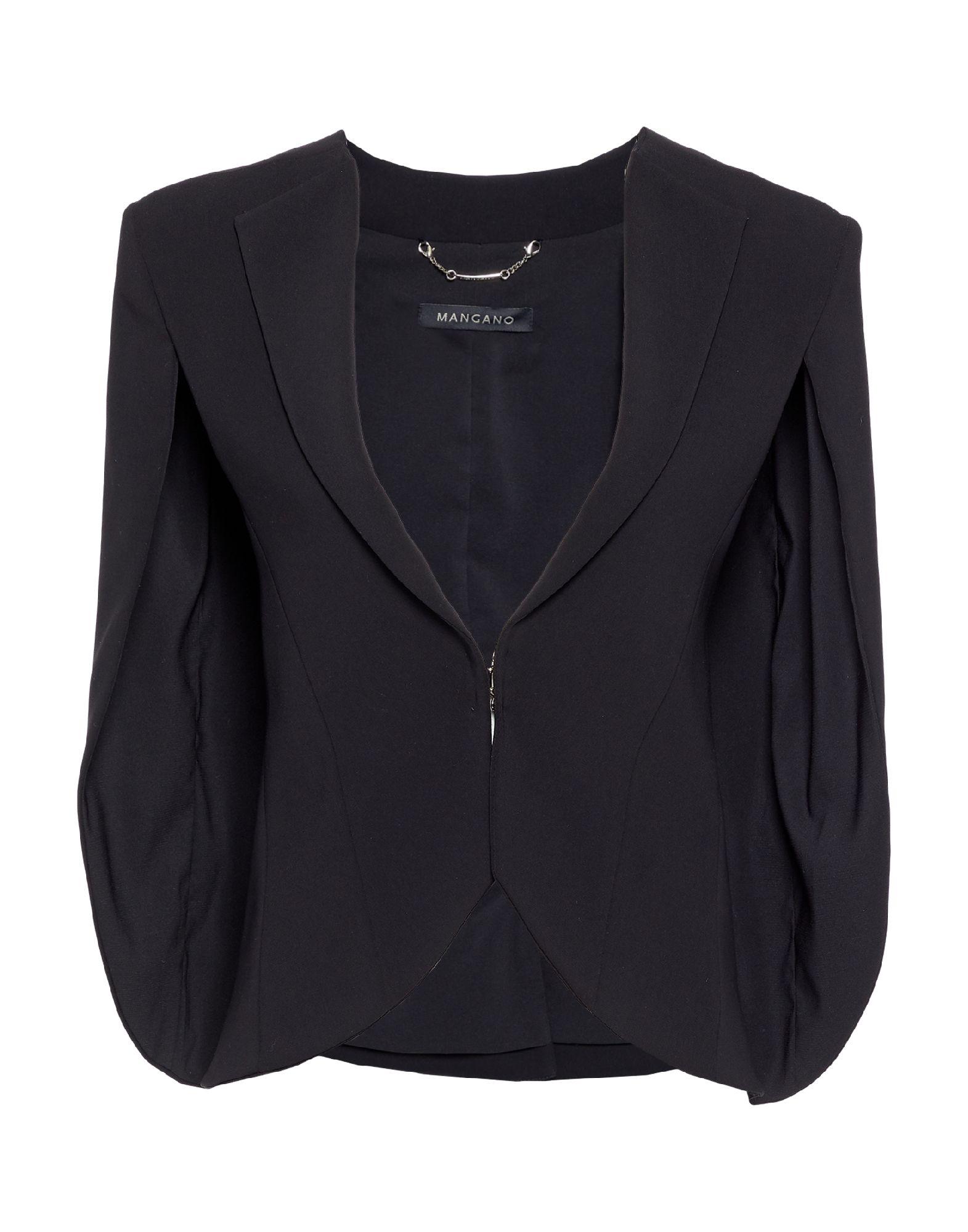 MANGANO Damen Jackett Farbe Schwarz Größe 6 jetztbilligerkaufen