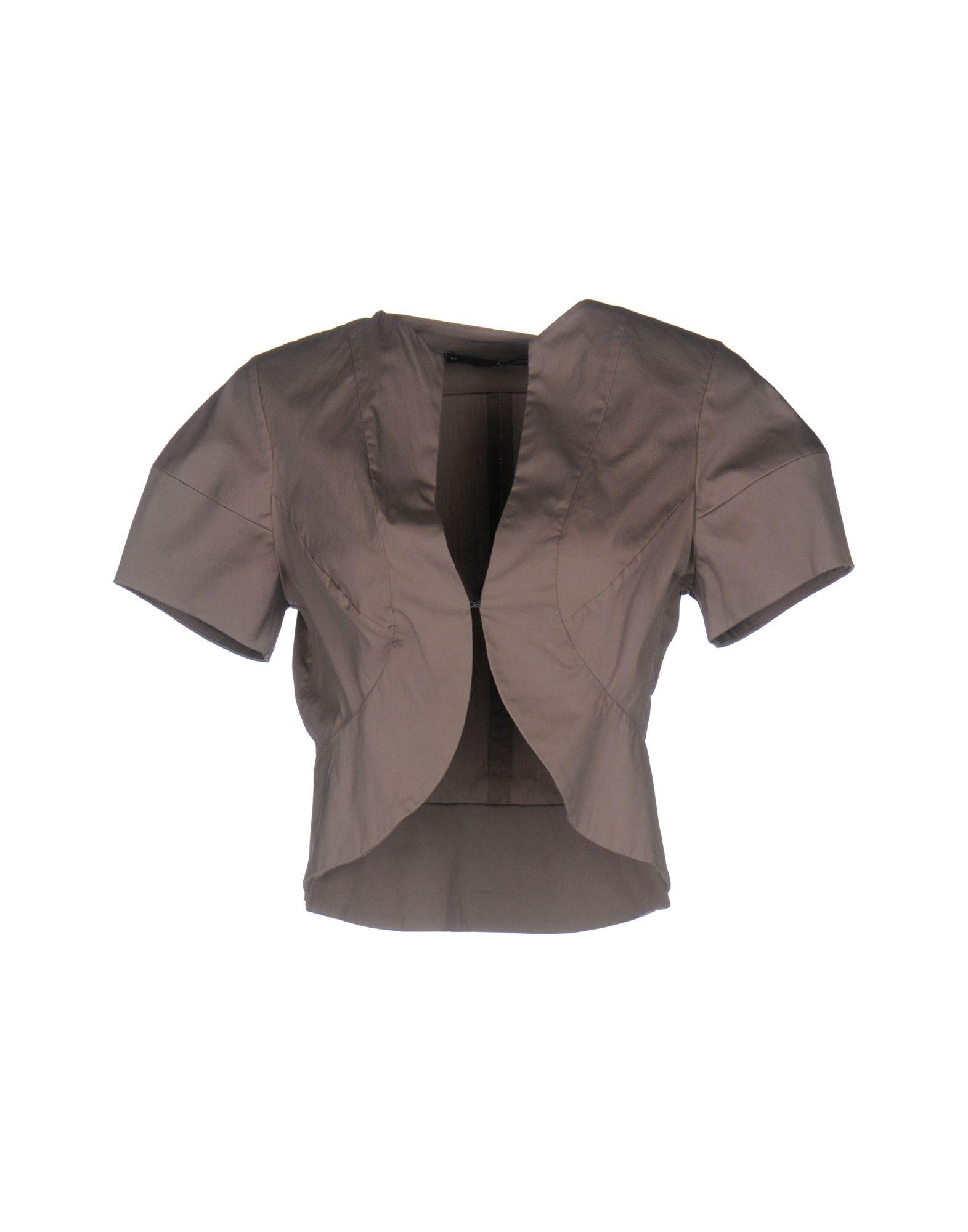 ANNARITA N. Damen Jackett Farbe Grau Größe 5 jetztbilligerkaufen