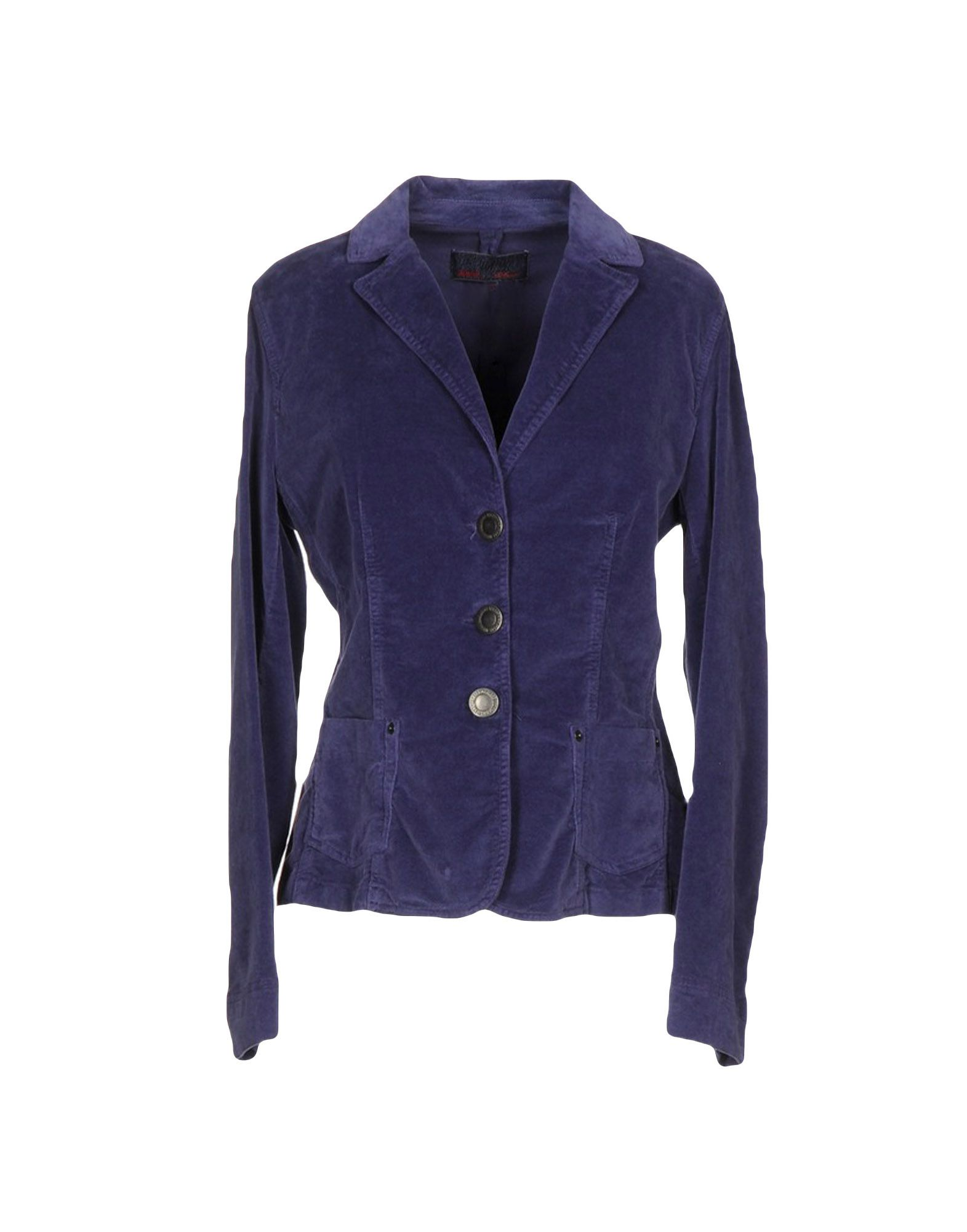 JEANS LES COPAINS Damen Jackett Farbe Violett Größe 5 jetztbilligerkaufen