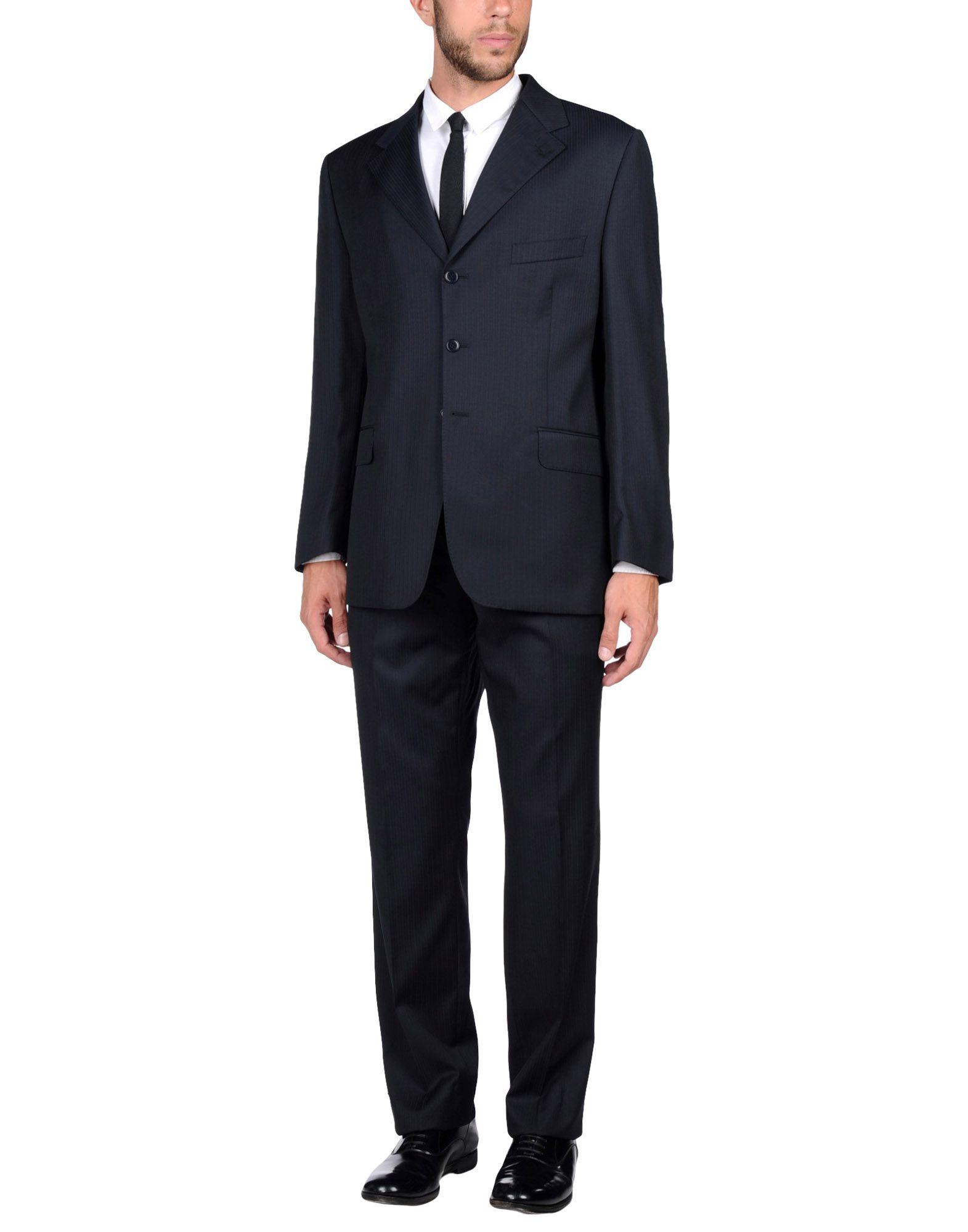 DALTON & FORSYTHE Herren Anzug Farbe Dunkelblau Größe 8 jetztbilligerkaufen