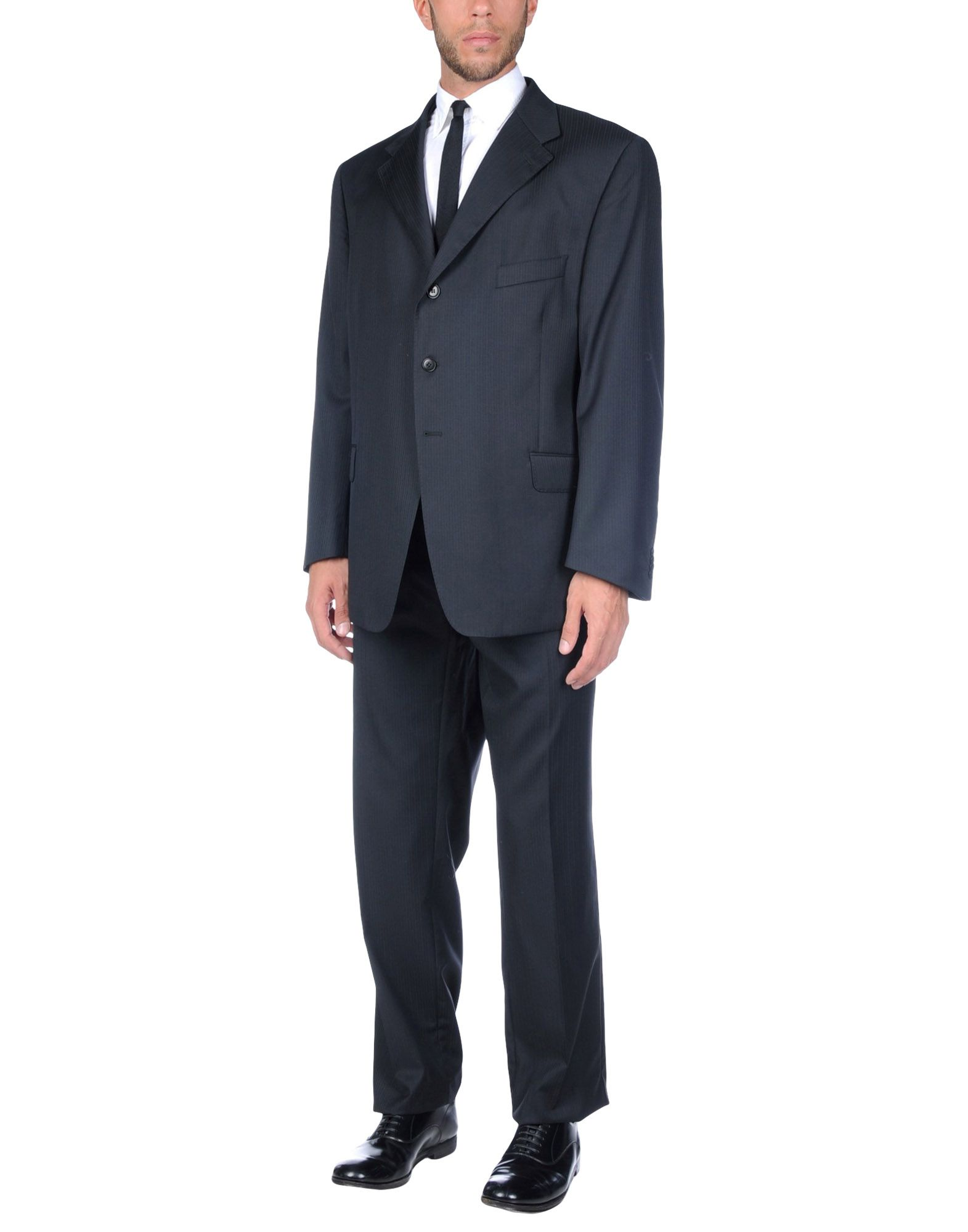 DALTON & FORSYTHE Herren Anzug Farbe Schwarz Größe 11 jetztbilligerkaufen