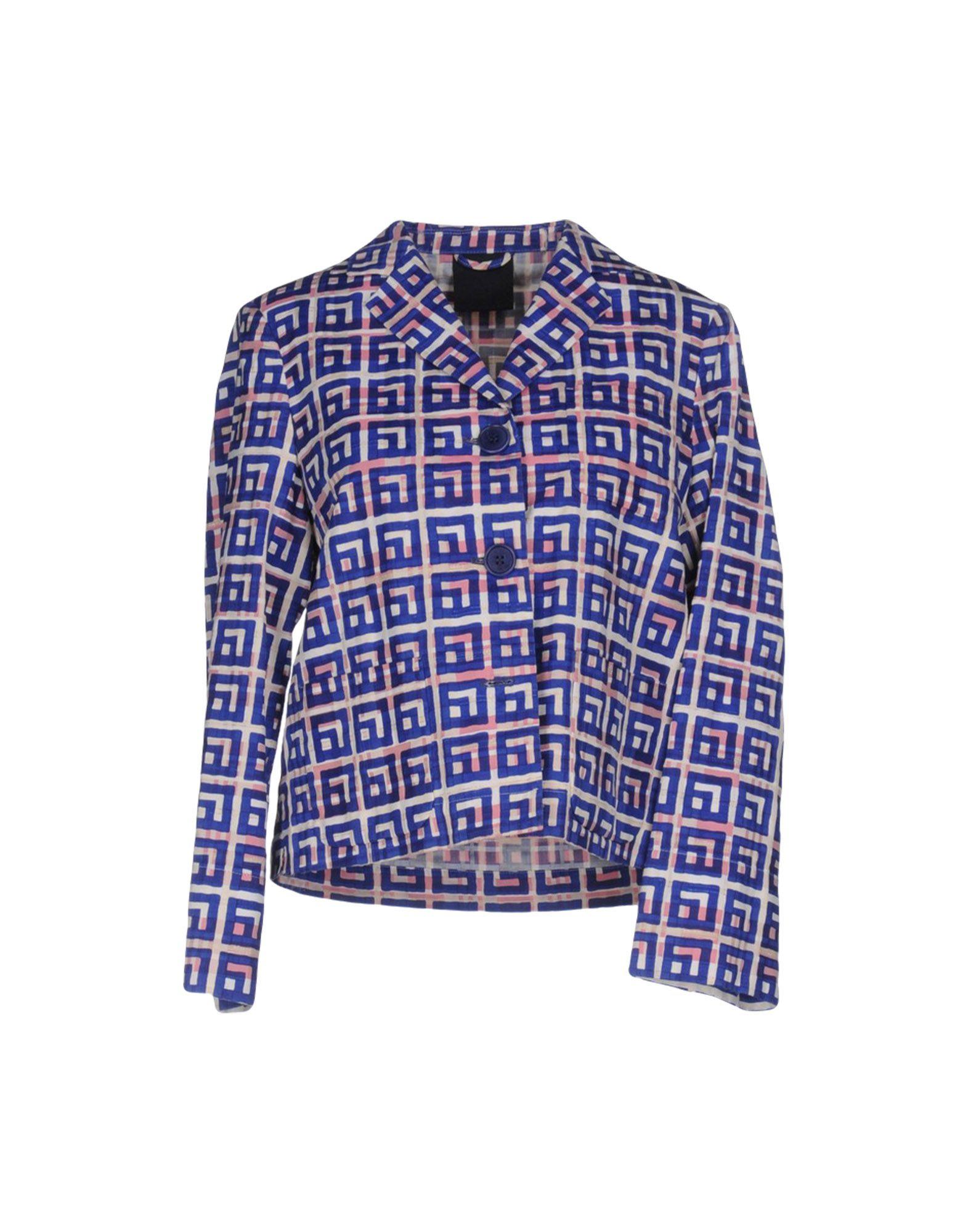 ASPESI Damen Jackett Farbe Blau Größe 5 jetztbilligerkaufen