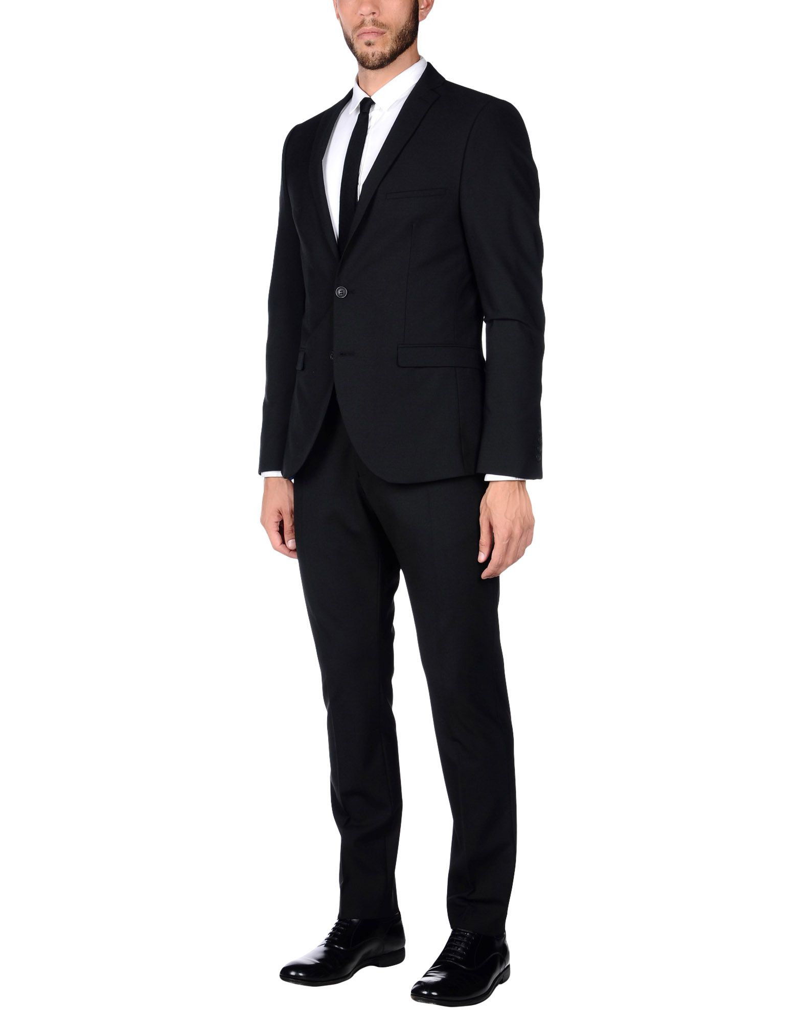 ANTONIO BANDERAS DESIGN by SELECTED HOMME Костюм пальто мужское selected homme antonio banderas цвет черный серый 16051623 размер xxl 52