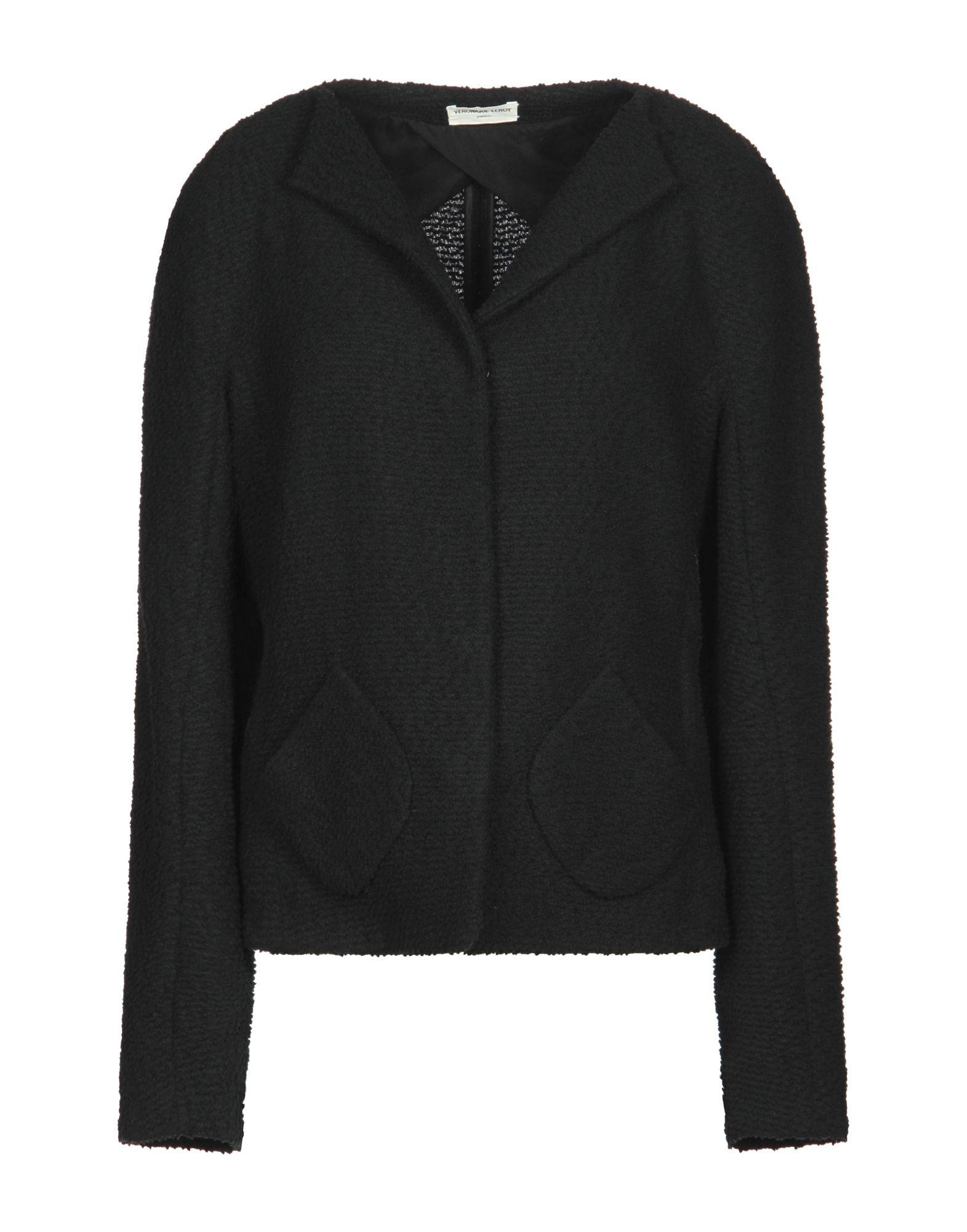 VERONIQUE LEROY Blazers in Black