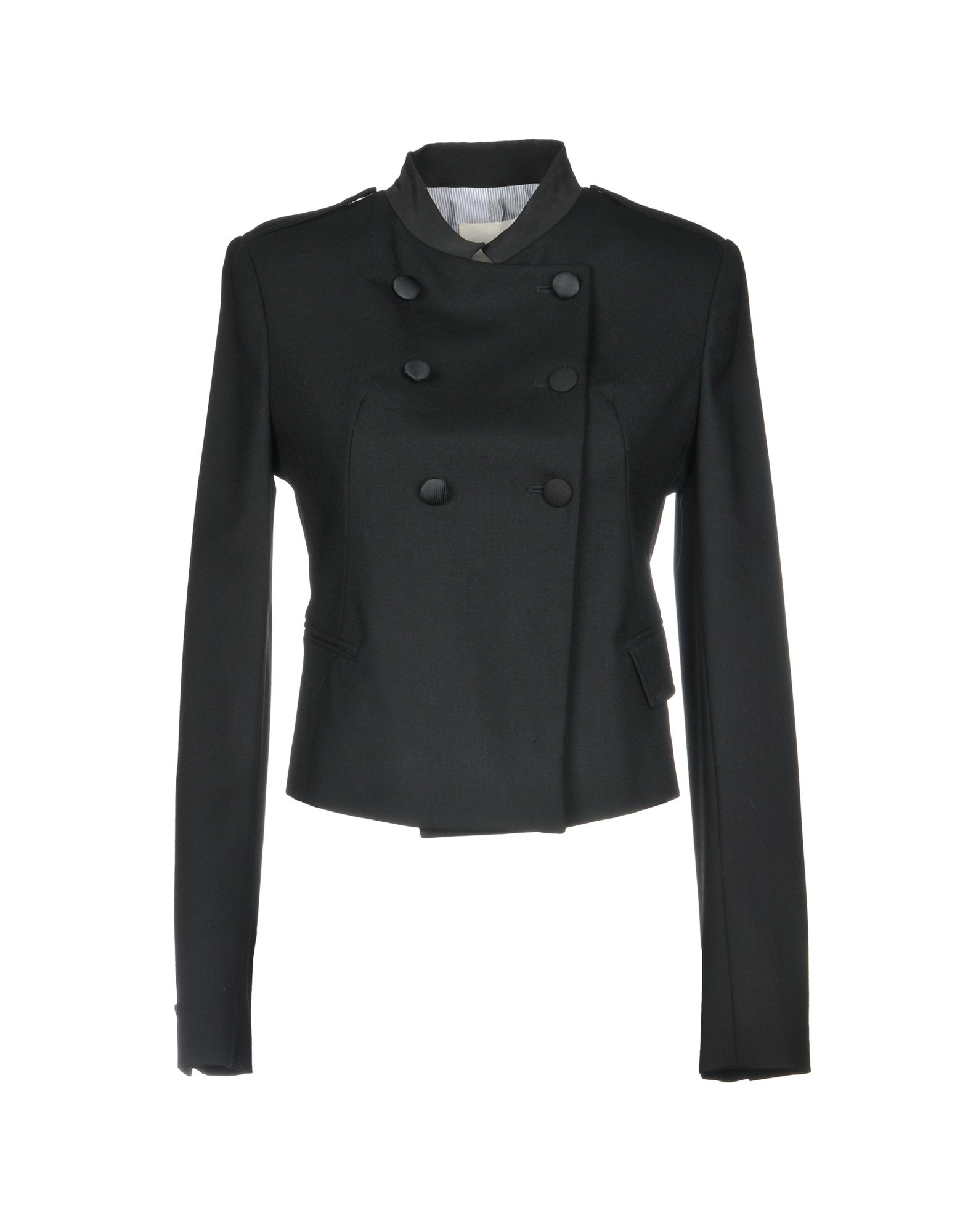 BAND OF OUTSIDERS Blazer in Black
