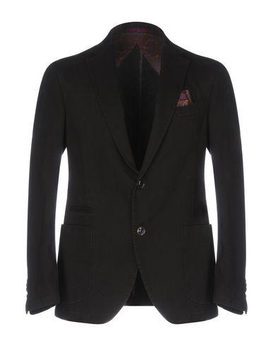 Фото - Мужской пиджак JAKKE темно-коричневого цвета