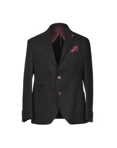 Фото - Мужской пиджак JAKKE коричневого цвета