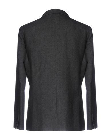 Фото 2 - Мужской пиджак 32118952124 CURIEUX серого цвета