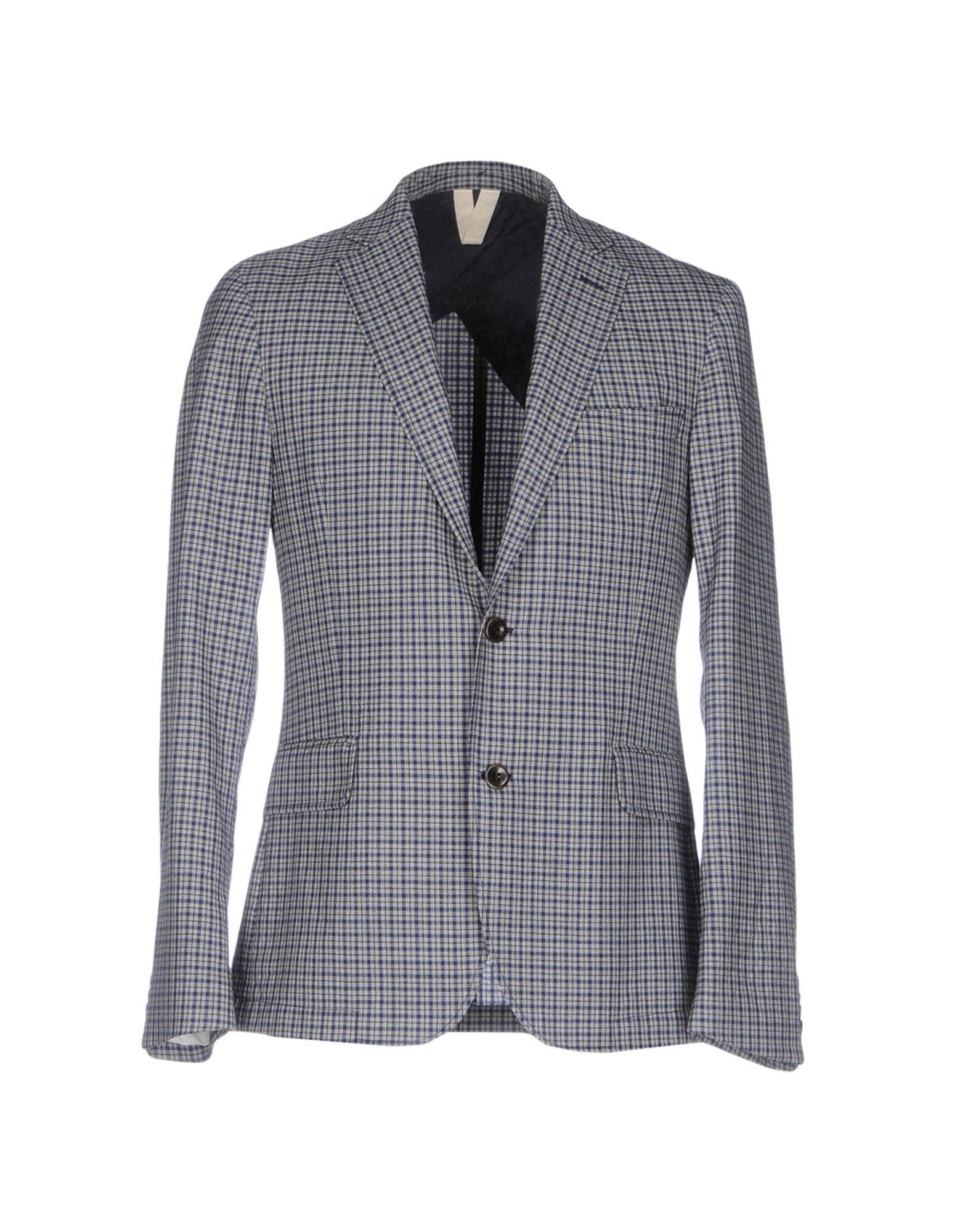 OSCAR JACOBSON Blazer in Grey