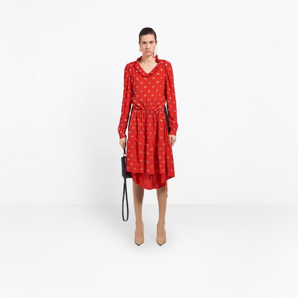 Hybrid V Neck Dress